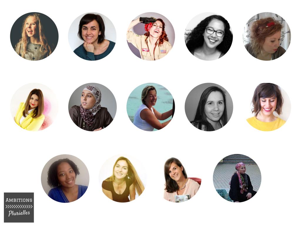 participantes e-book Comment concilier vie privée et aspirations professionnelles ?