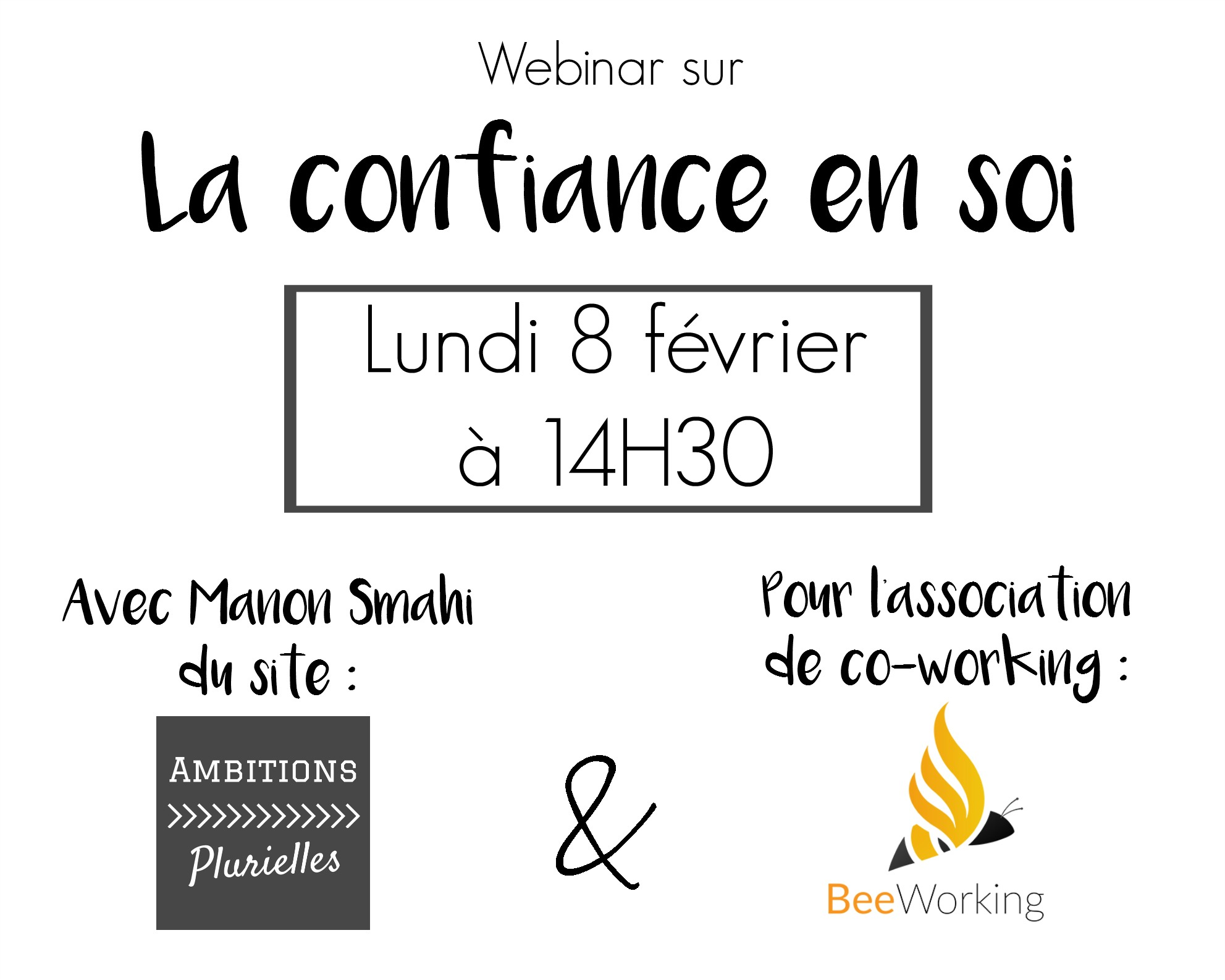 webinar sur la confiance en soi ambitions plurielles. Black Bedroom Furniture Sets. Home Design Ideas