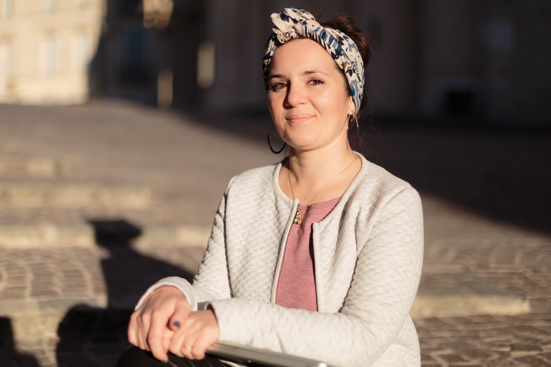 Manon Smahi Cuzin, facilitatrice de projets professionnels