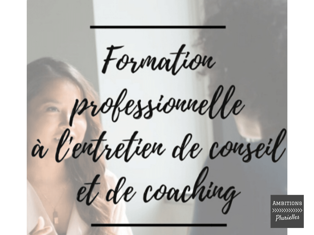 formation professionnelle proposer du coaching - Ambitions Plurielles