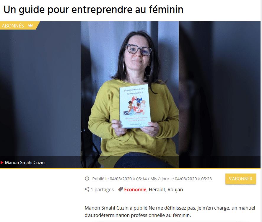 livre épanouissement professionnel féminin